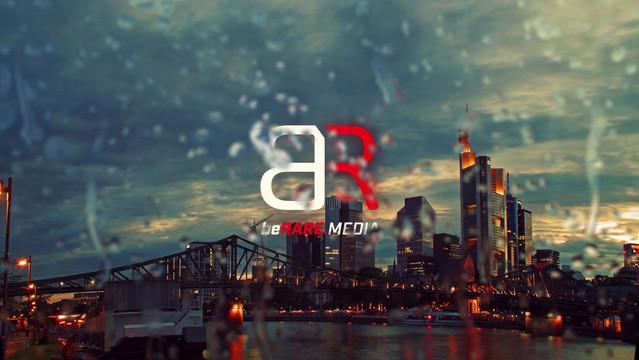 Raindrop Logo Animation