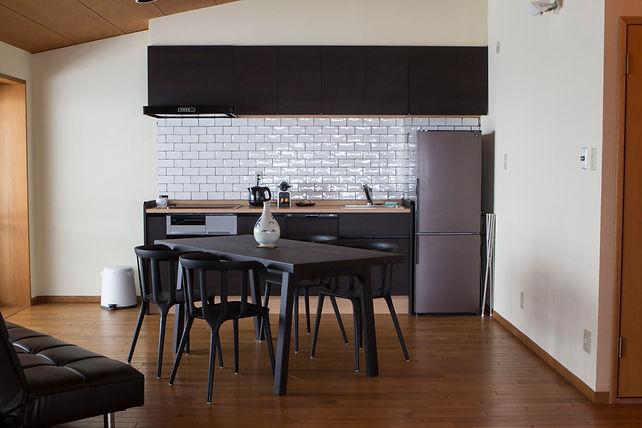 Penthouse Kitchen Myoko Vista