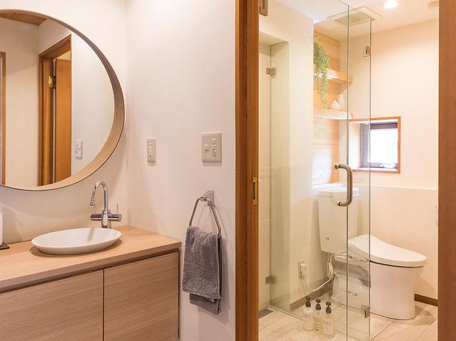 Bathroom StandaRooms Myoko Vistad
