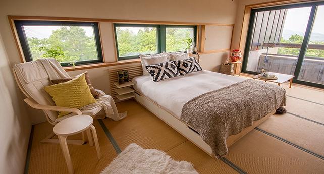 Western Queen Room Myoko Vista
