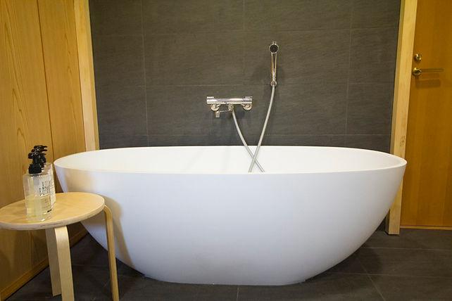 Penthouse Bath tub Myoko Vista