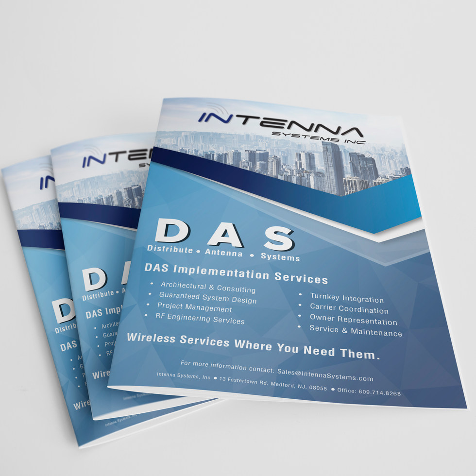 Intenna Brochure