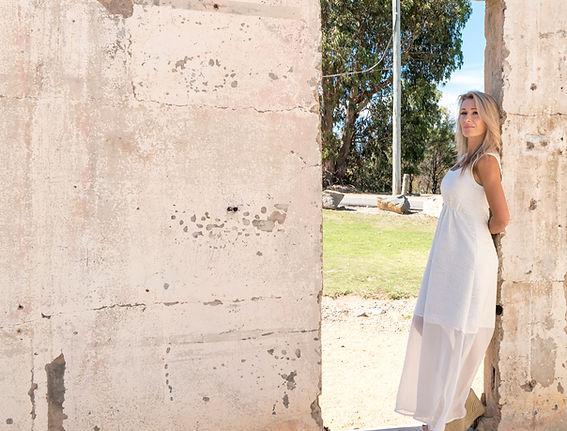 Summer Womens Fashion Maxi white dress online shopping