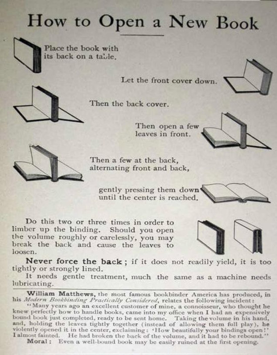 Hack: How to Break in a Music Book the Right Way [Infographic]