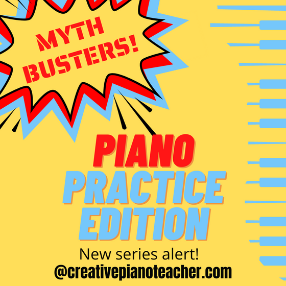 Practice Myth #1: You Should Practice Your Scales First