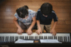 Piano Duet Children