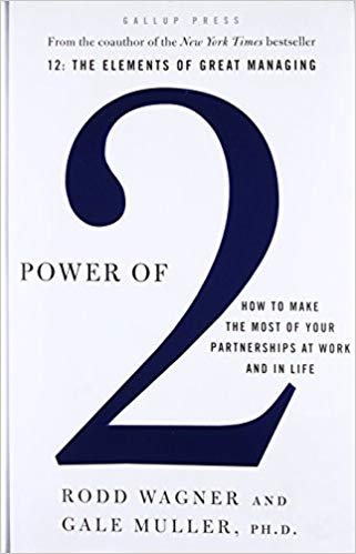 Power of 2 book cover