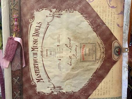 Brown Paper Bag Art Journal
