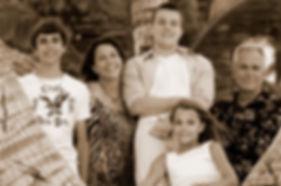 Russ and Karen Weinert and Family