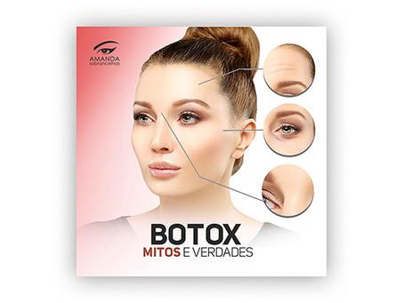 Botox - mitos e verdades