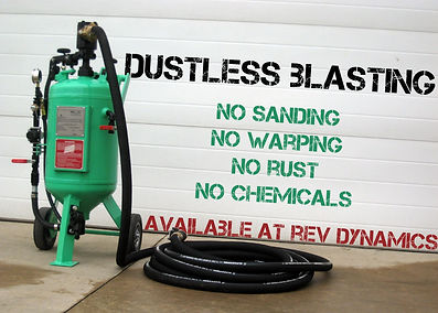 Dustless blasting in plymouth indiana