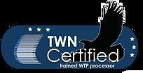 Water transfer printing certified