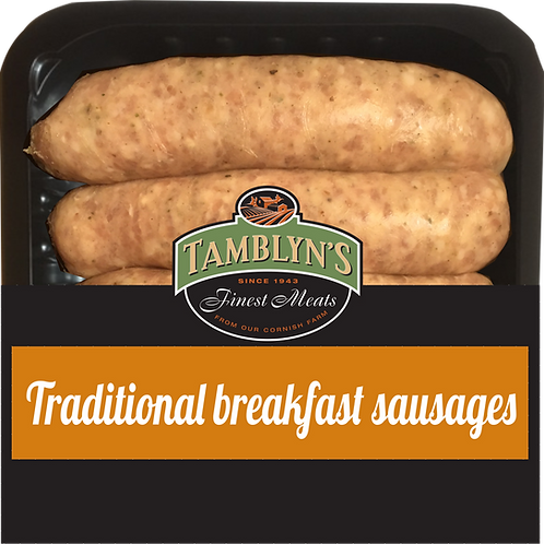 TRADITIONAL BREAKFAST SAUSAGES