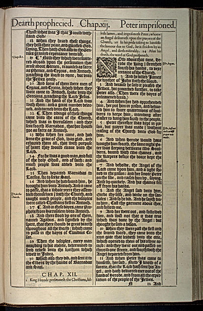 1611 The Authorized King James Bible_136