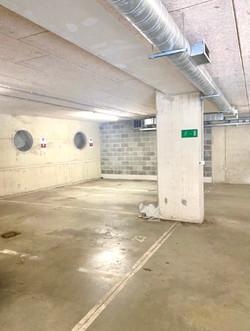 Emplacement de parking en sous-sol