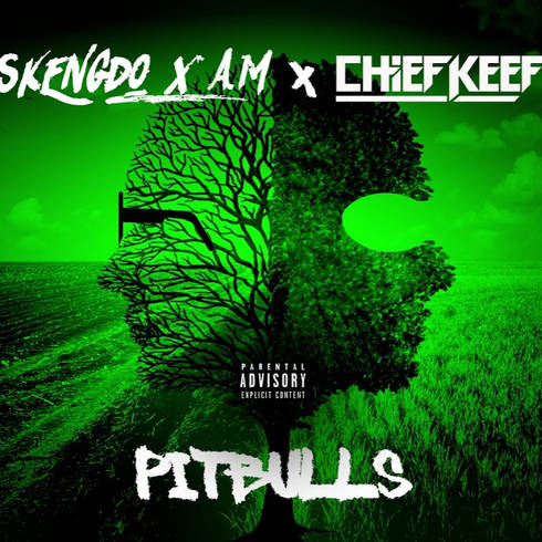 Skengdo x AM ft. Chief Keef - Pitbulls
