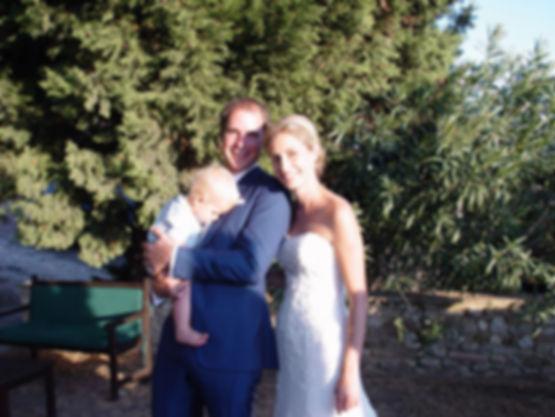 wedding in Villa Tuscany rental