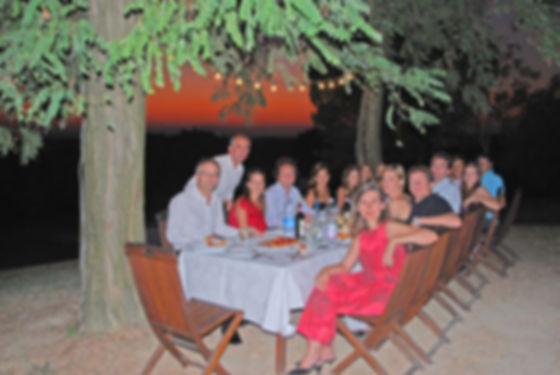 private Tuscan villa for rent
