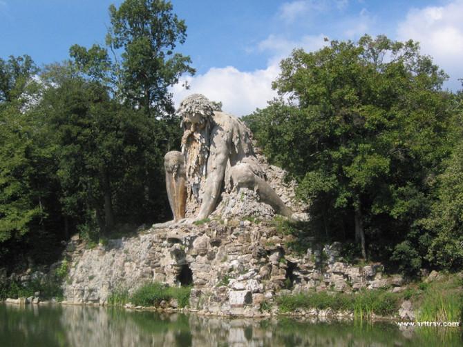 THE PARK OF PRATOLINO