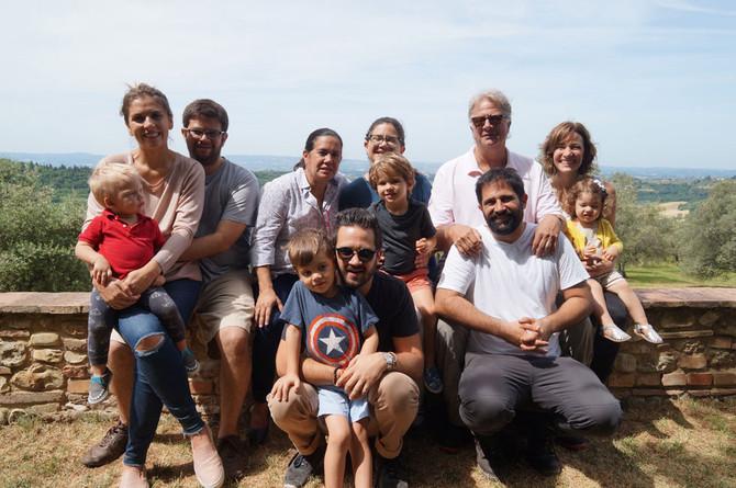 DUMONT'S FAMILY AT VILLA TUSCANY