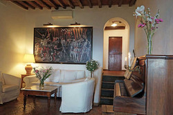 Villa for rent in Tuscany with pool