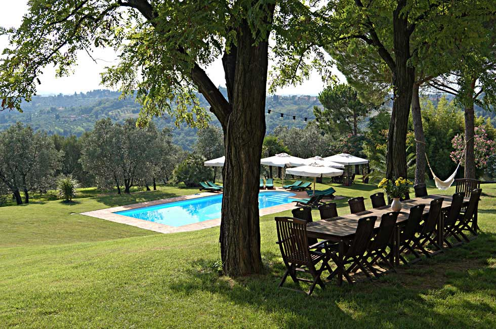 Villa for rent in Chianti