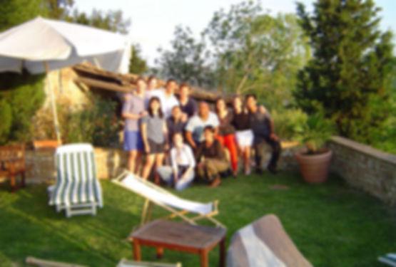 Vacation at Villa Tuscany