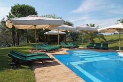 Luxury vacation villa in Tuscany