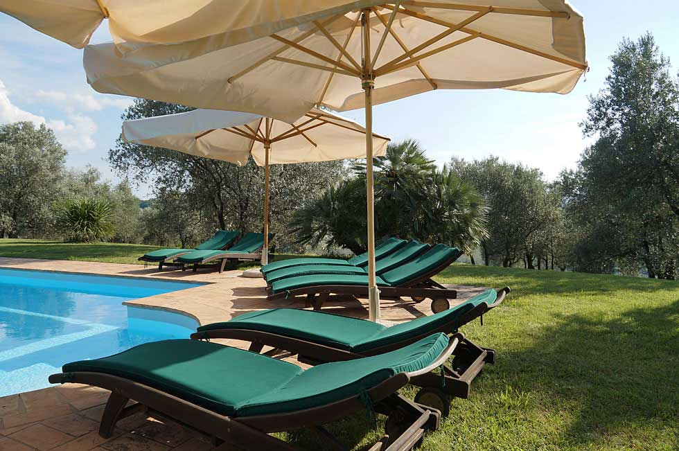 Luxury villa rental in Chianti