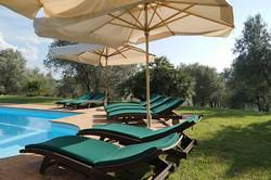 Luxury villa rental in Chianti