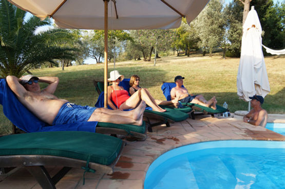 Tuscany villa rental with private pool