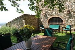 Tuscan villa rental by owner
