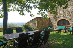 Tuscan villa for rent