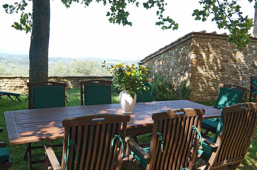 Private villa for rent in Chianti