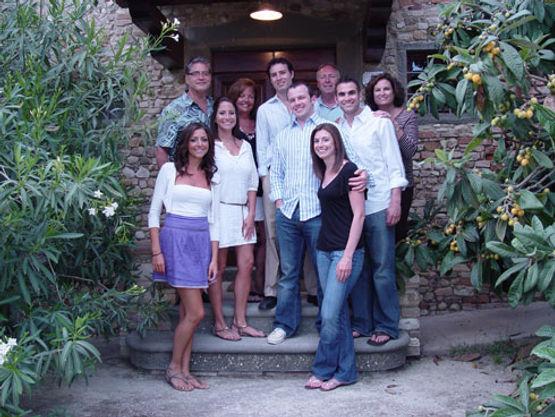 villa rental in Chianti