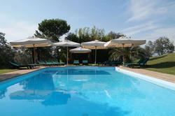 Vacation Tuscan villa