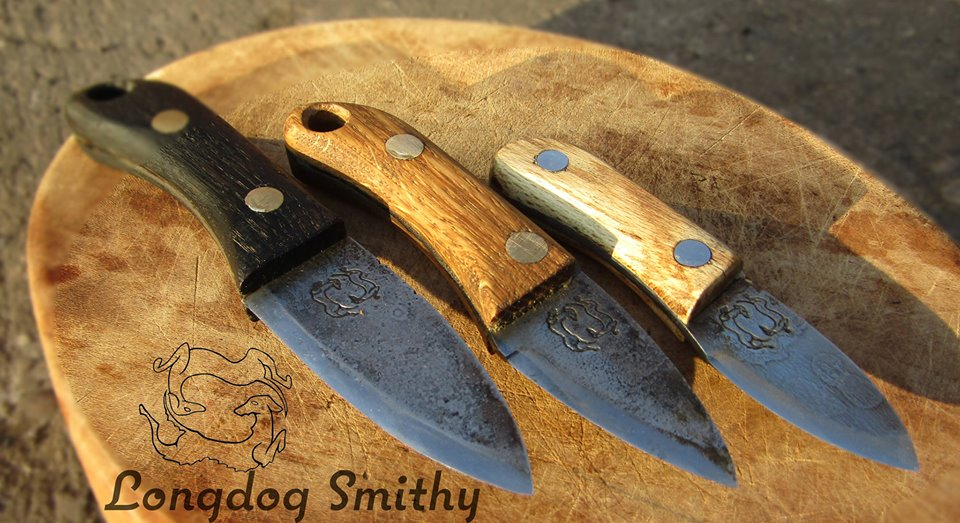 Whittling knives