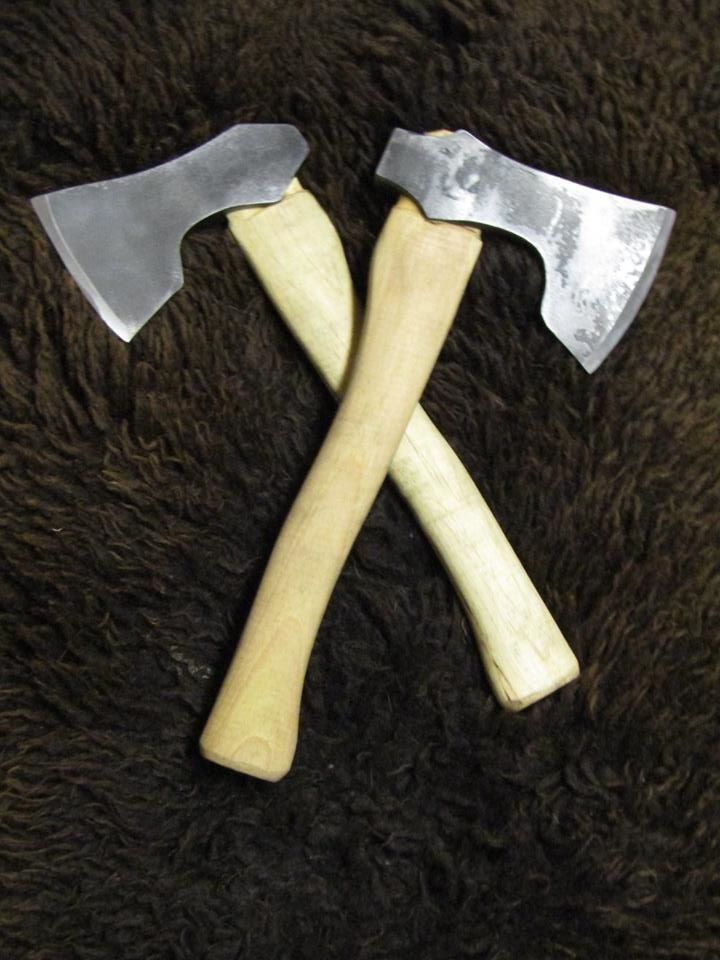 Carving axes