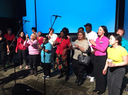 Concur Performance choir