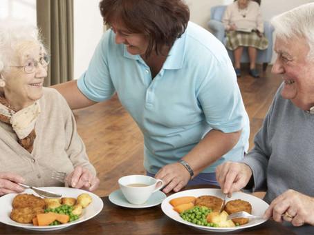 5 Nutrientes esenciales para Adultos Mayores