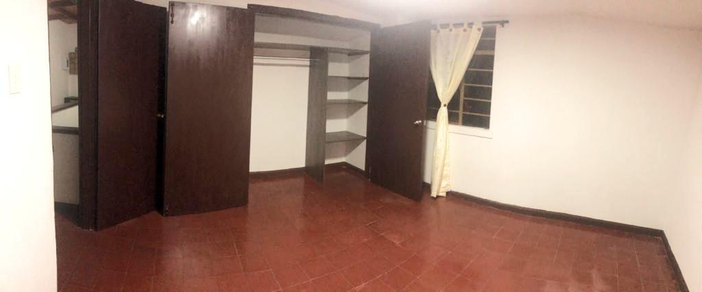 Amplias habitaciones