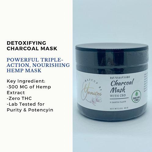 Hemp Detoxifying Charcoal Mask