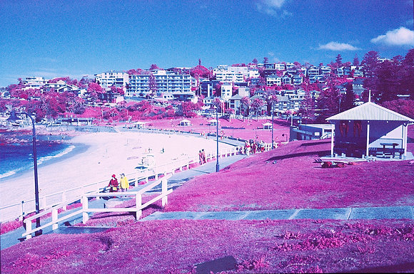 Bronte Beach, Pink