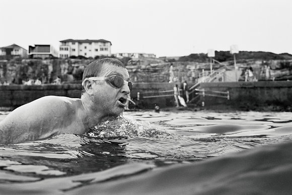 Clovelly Swimmer