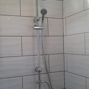 Shower/Bathroom Refit