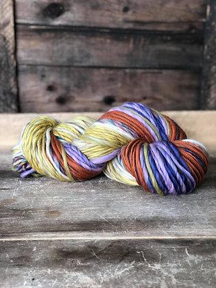 KSL - Purples, oranges, yellows & creams