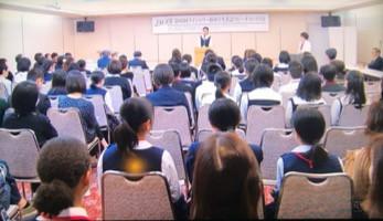 第60回ライシャワー杯英語スピーチコンテスト