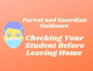 Parent/Guardian Health Checks [English/Espanol]
