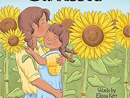 May Book Giveaway! Sunkissed by Elissa Kerr