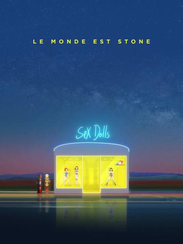 DELATOUR Etienne - Le monde est stone -